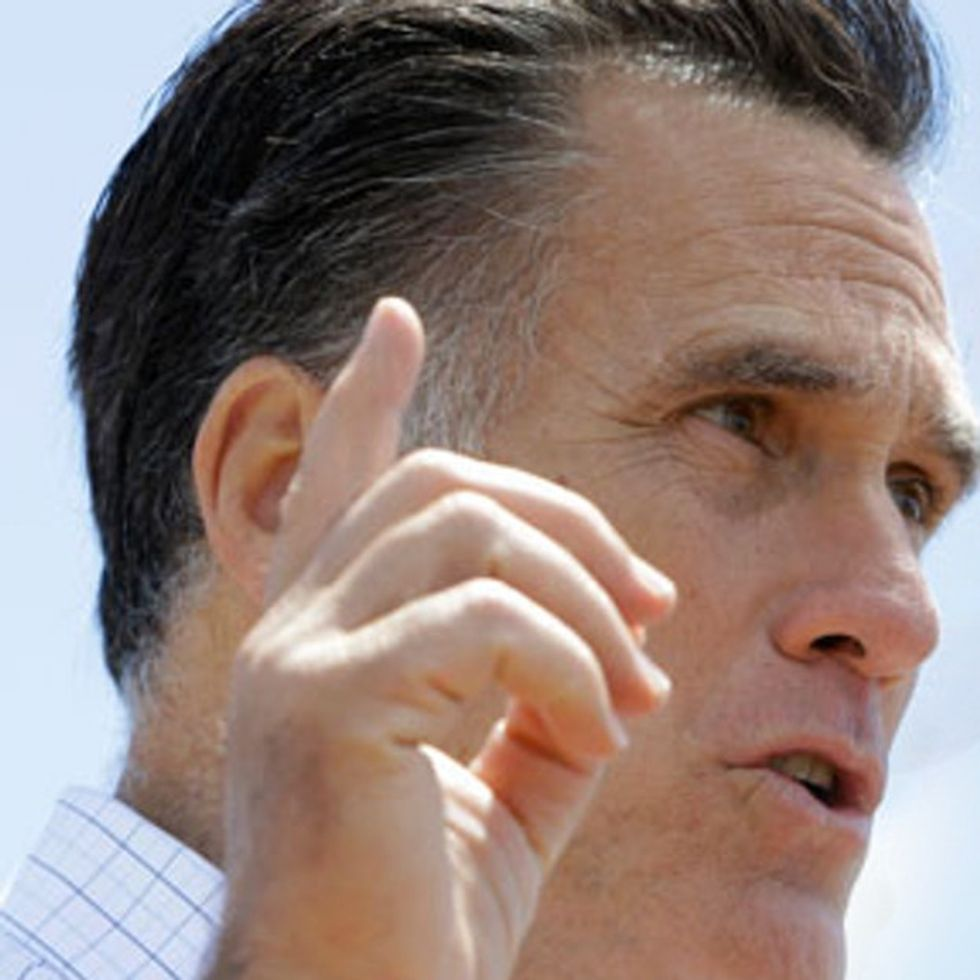 EXPOSED: Mitt Romney's Scandalous Gay Past!