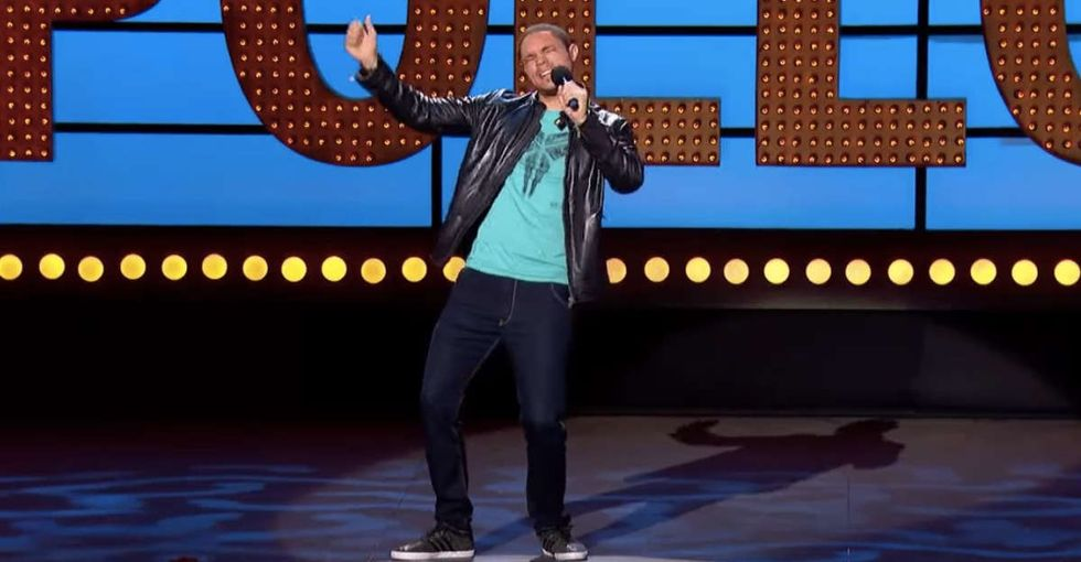 The guy taking over for Jon Stewart is absolutely hilarious. Here's the evidence.