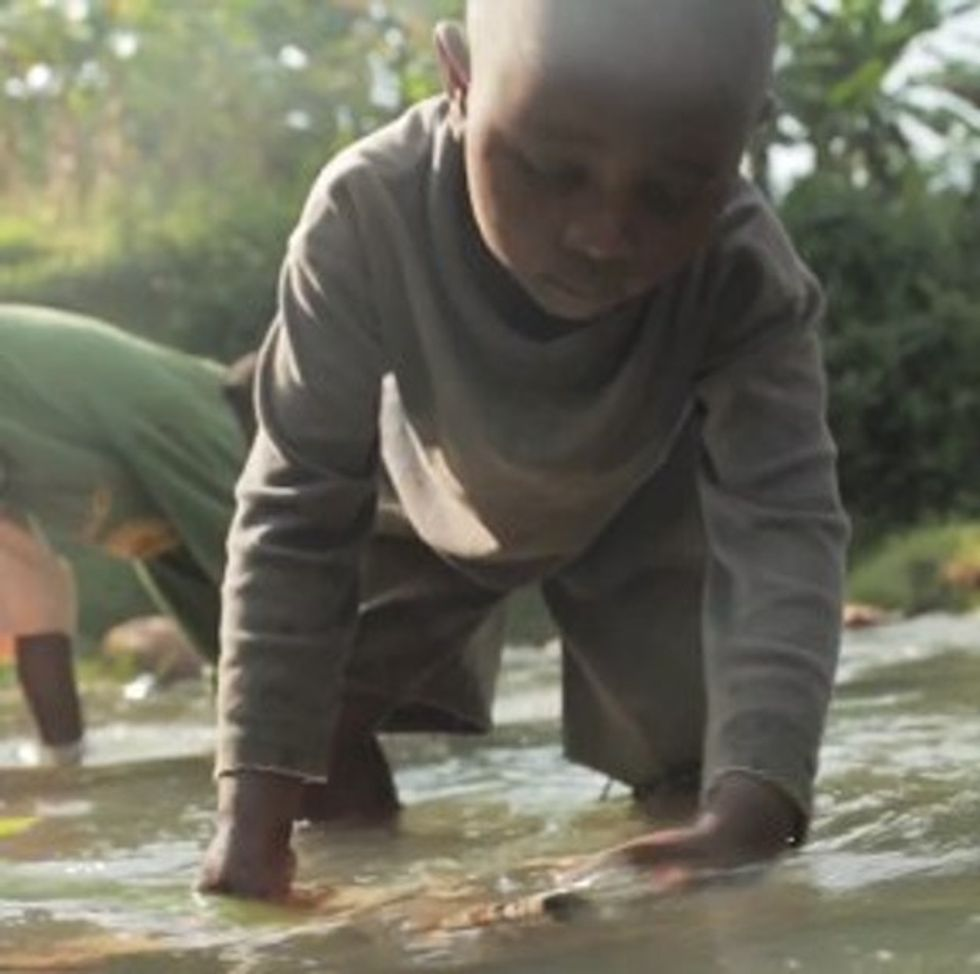 Imagine going a day without clean water. Now imagine it for 18 years.