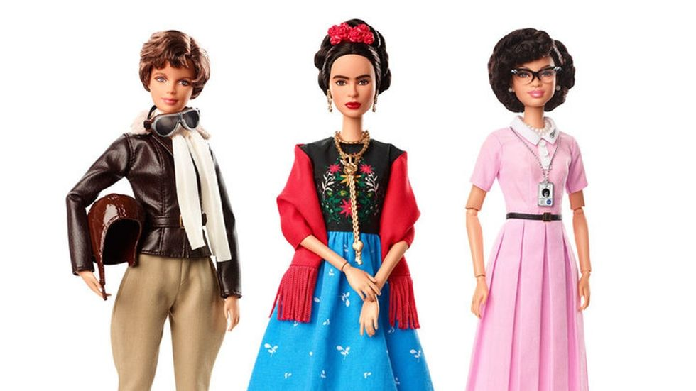 Barbie is known worldwide for being tall, white, and blonde. Well, until now.