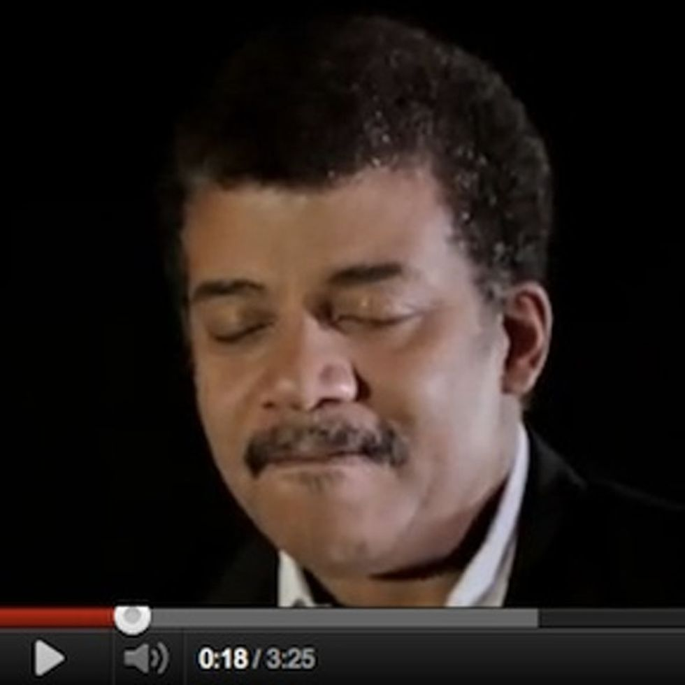 Why Are Neil deGrasse Tyson And Bill Nye Ripping Their Hair Out?