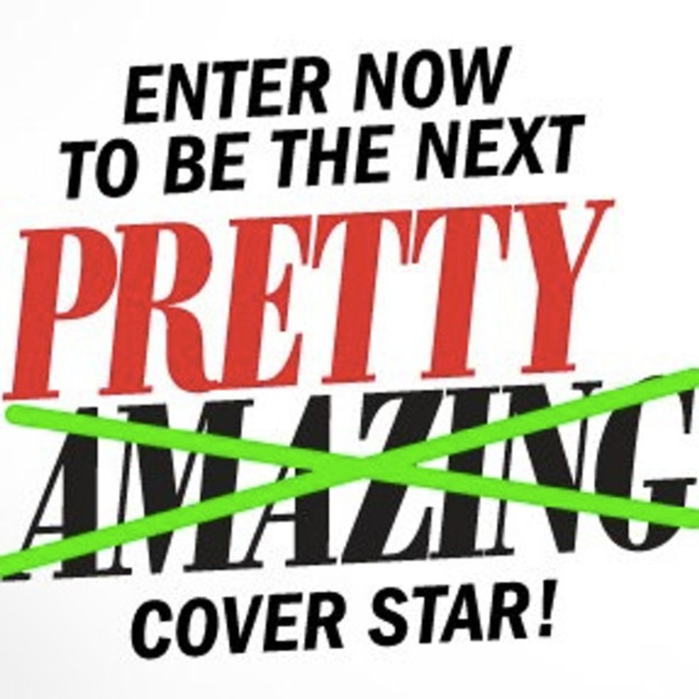The Fine Print For This 'Pretty Amazing' Contest For Girls Makes Me *Facepalm*