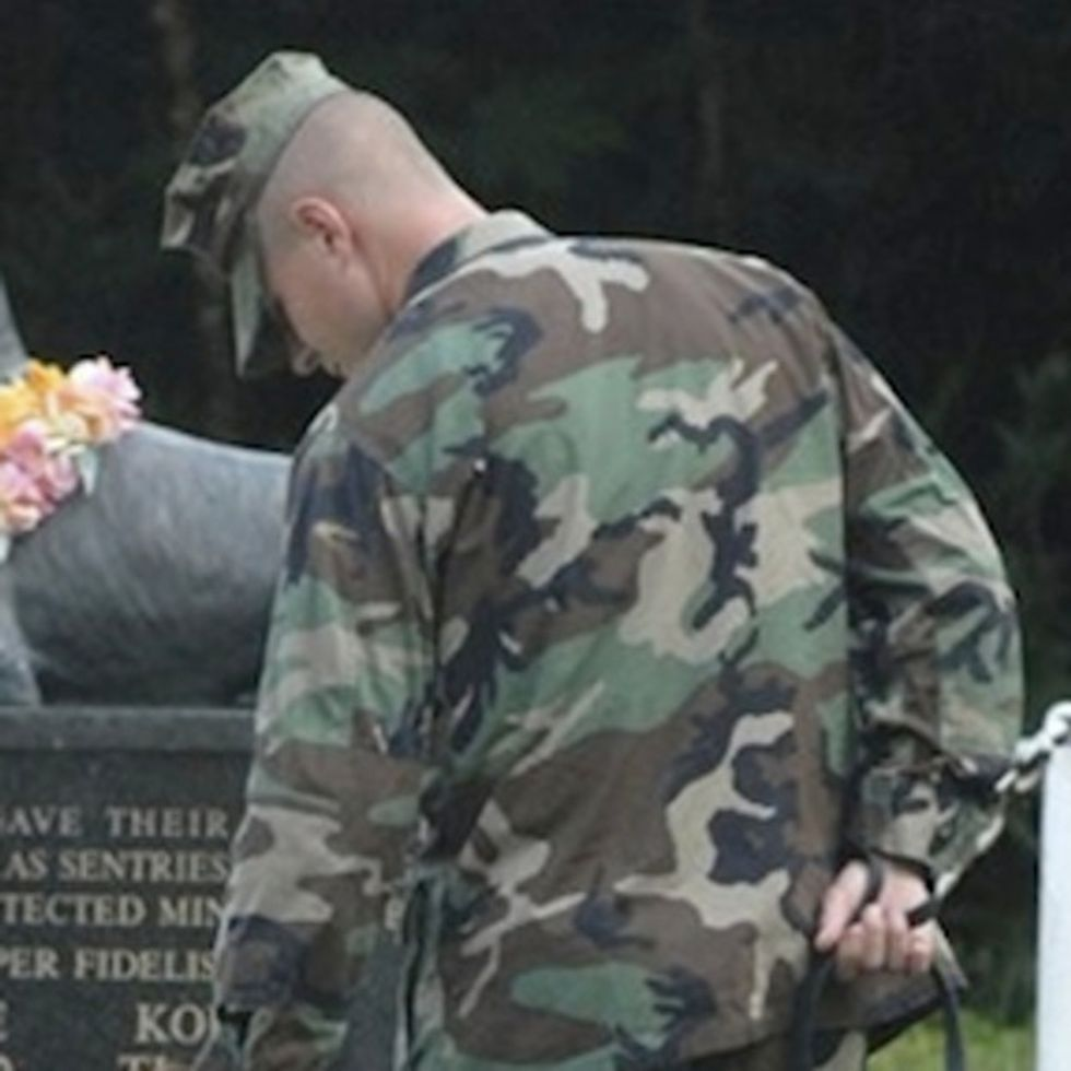 Memorial Day Isn't Just For Humans