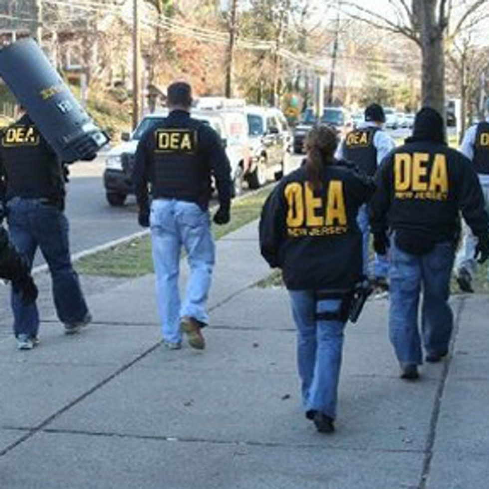 This DEA Agent Was Told Not To Enforce Drug Laws In White Areas. Yes, Really.