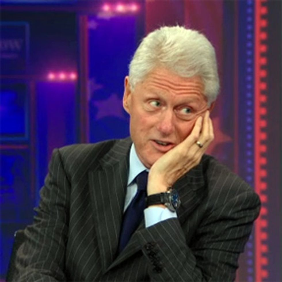 I Think Bill Clinton Might Actually Be The Most Interesting Man In The World