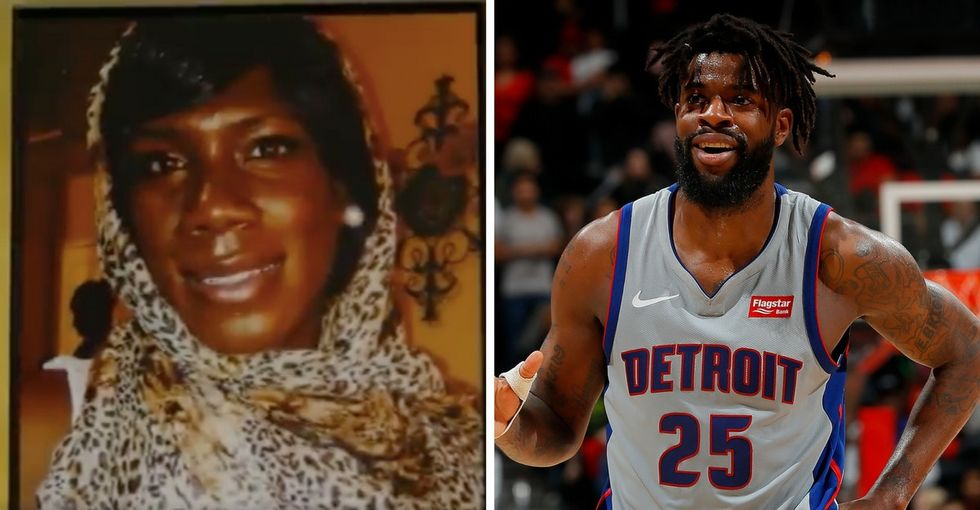 This NBA star didn't want his transgender sister at his games. Then he lost her.