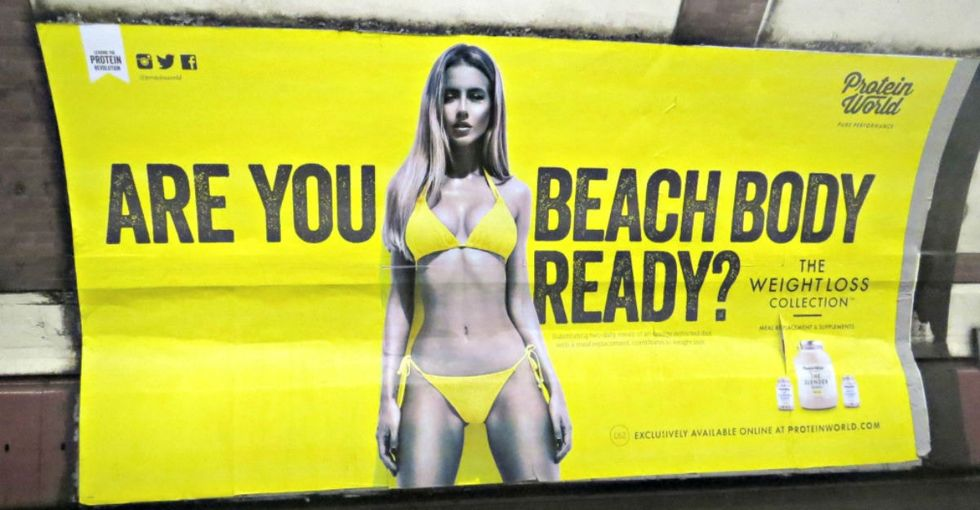 3 plus-size women redid this infamous 2015 ad. And they look fantastic.