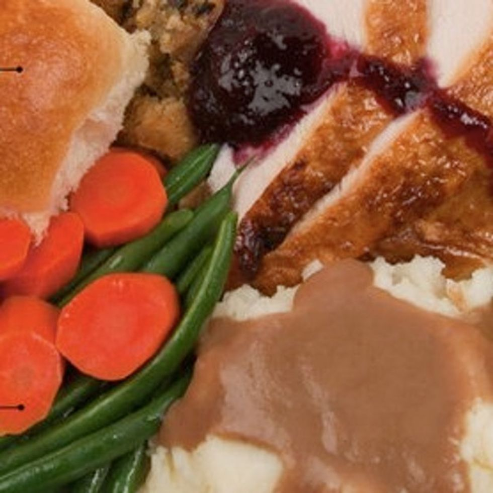 How Your Thanksgiving Plate Is Also A Map Of Climate Change