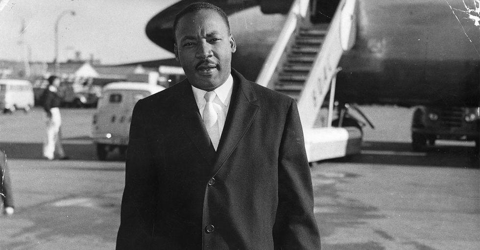 50 years ago tonight, MLK gave his final speech. His wisdom still brings us to tears.