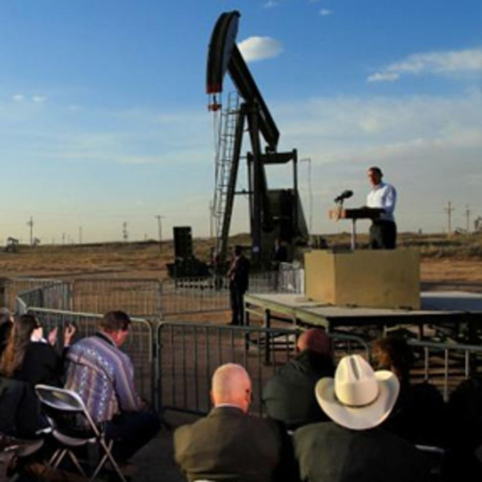 150 Million Reasons Both Parties Are In The Tank For Fossil Fuels