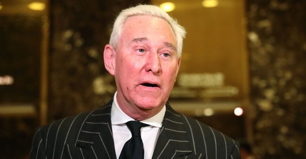 The Trump era of hate isn't defined by Trump alone. Meet Roger Stone.