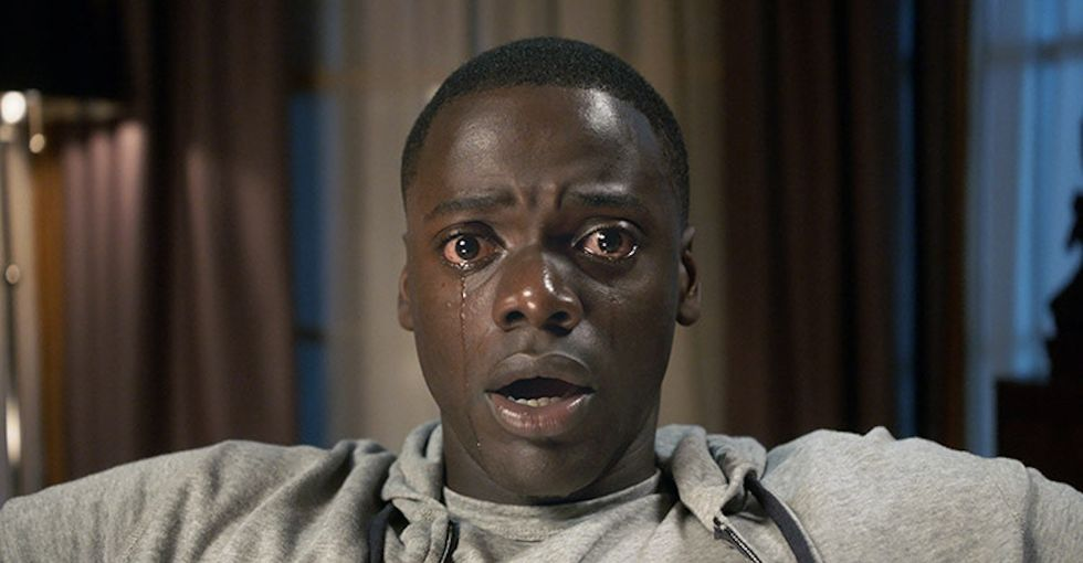 I'm black. My wife is white. We saw 'Get Out.' This was our conversation afterward.