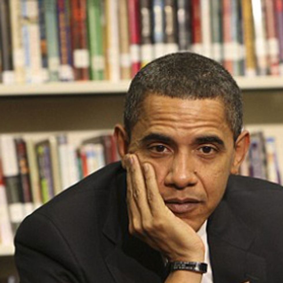 Why the world's next Obama could be sitting in jail right now.