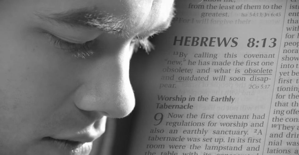 Homosexuality in the Bible: Here's what six passages say and how to interpret them.