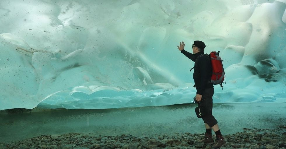 Everyone loves before-and-after glacier pics. But do you know what comes after the after?