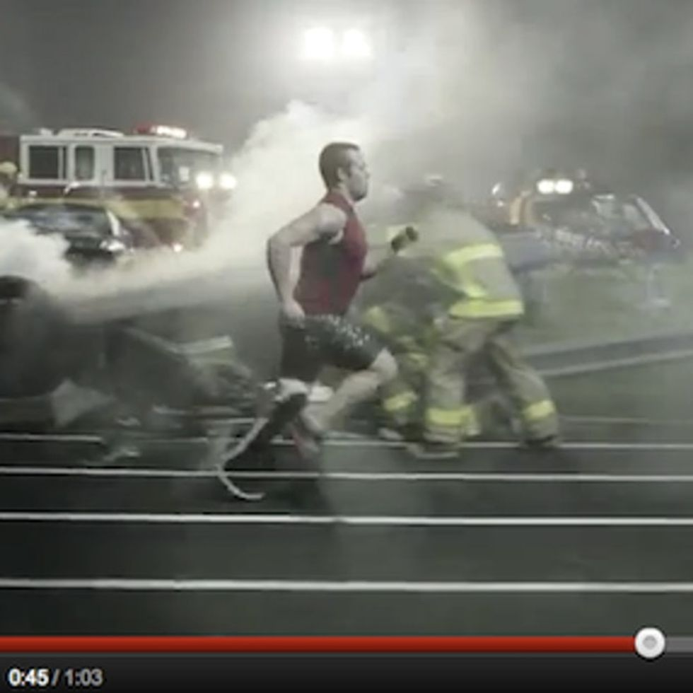 You've Never Seen A Video Like This Before - I Guarantee It (63 Seconds)