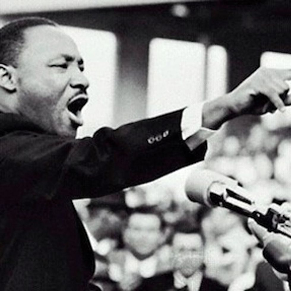 The Martin Luther King Jr. Speech That Could Have Saved Millions Of Lives