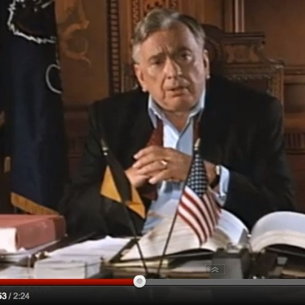 RIP Gore Vidal. You Were An Encyclopedia Of Awesome.