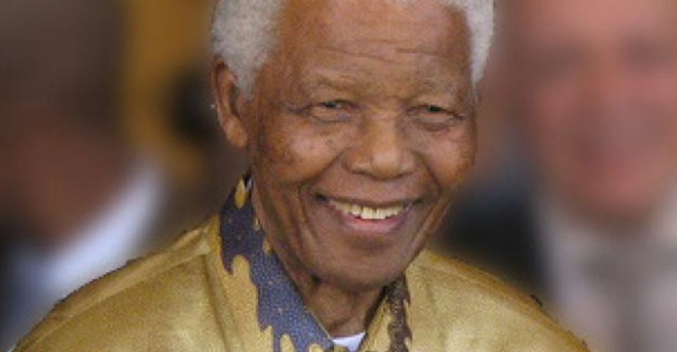 Nelson Mandela Spent 27 Years In Prison — And Had This To Say When He Got Out
