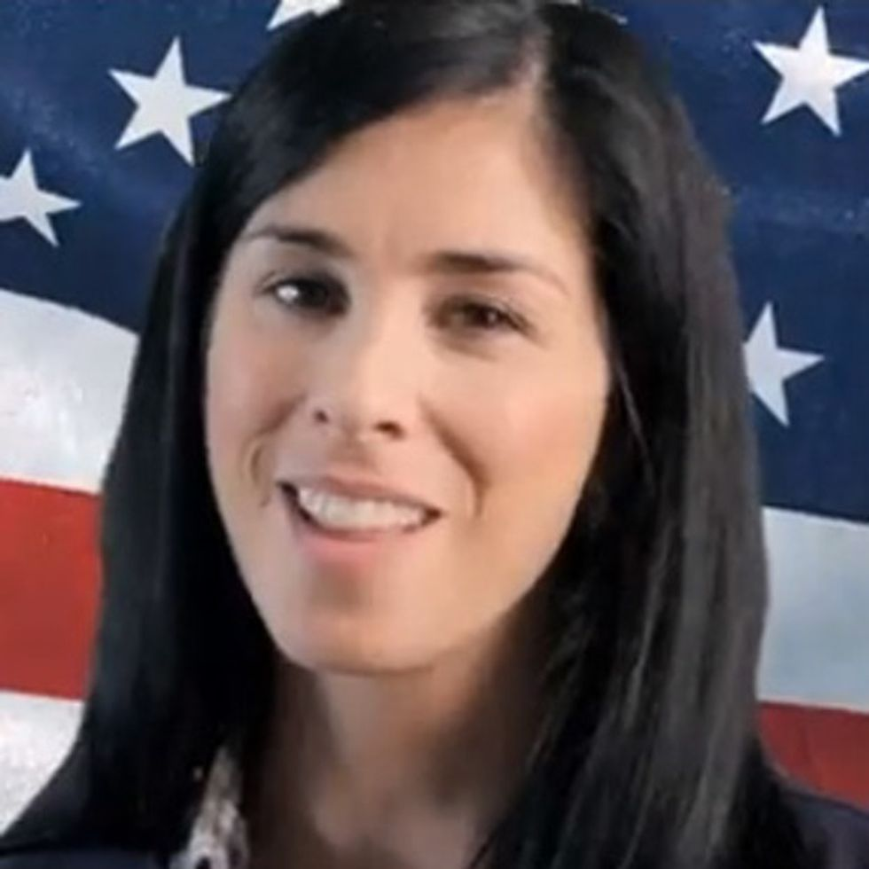 NSFW: Sarah Silverman Approves This F@!#ing Message