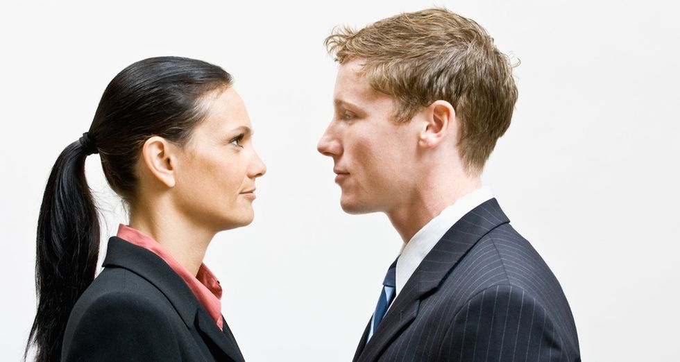 An explanation of the pay gap between men and women that I've never heard.