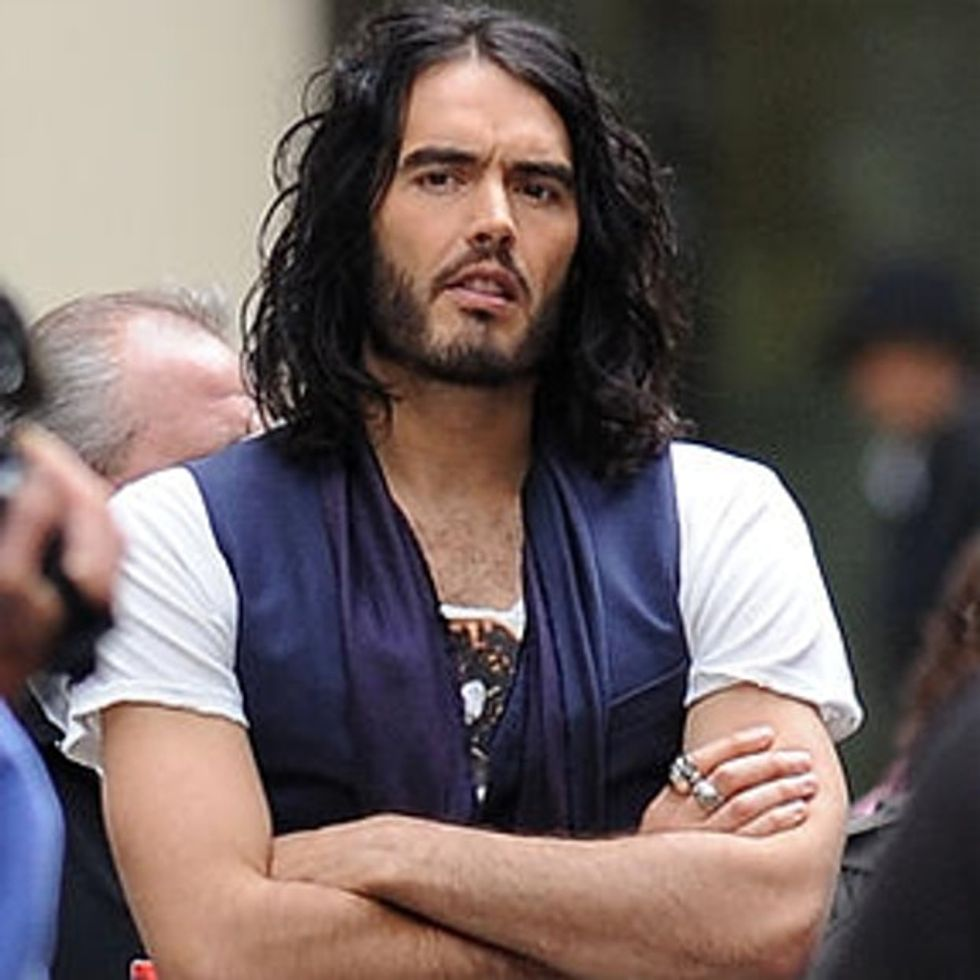 What Do Russell Brand, Bananas, And AK-47s Have In Common?