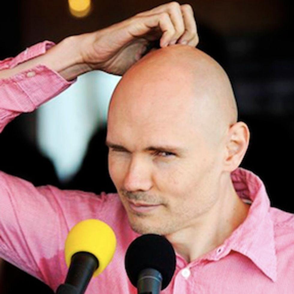 Billy Corgan Rants Against How Digitally Multi-Tasking The Music Industry Has Devalued Artistry