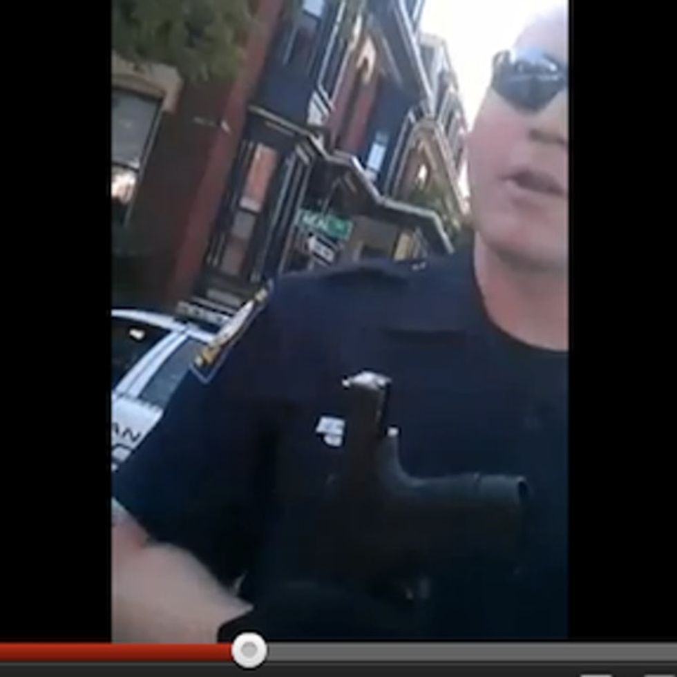 Yelling At Cops: Not Cool. Getting Away Because You Knew Your Rights: Very Cool.