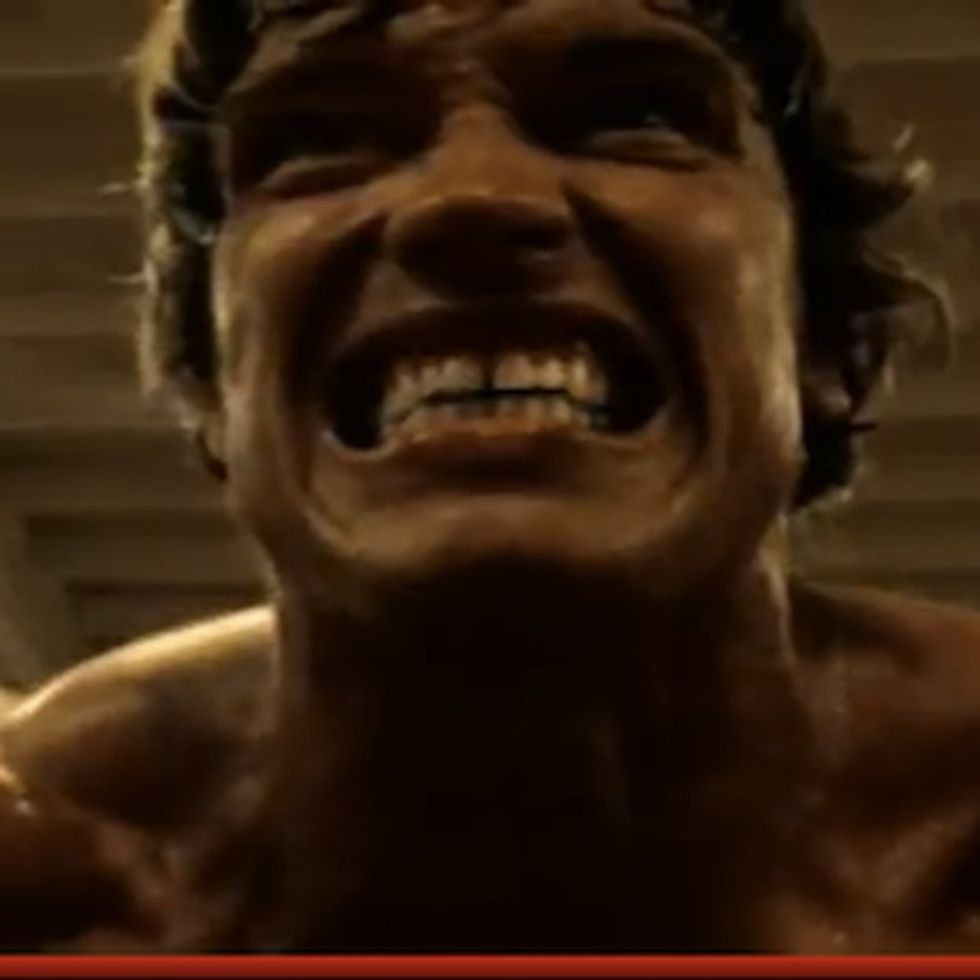 The Best Acting From Arnold Schwarzenegger Comes When He's Not Really Acting