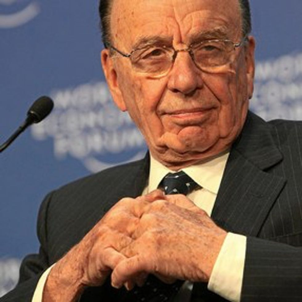 Wouldn't The World Be A Much Simpler Place If We Just Got All Our News From Rupert Murdoch?