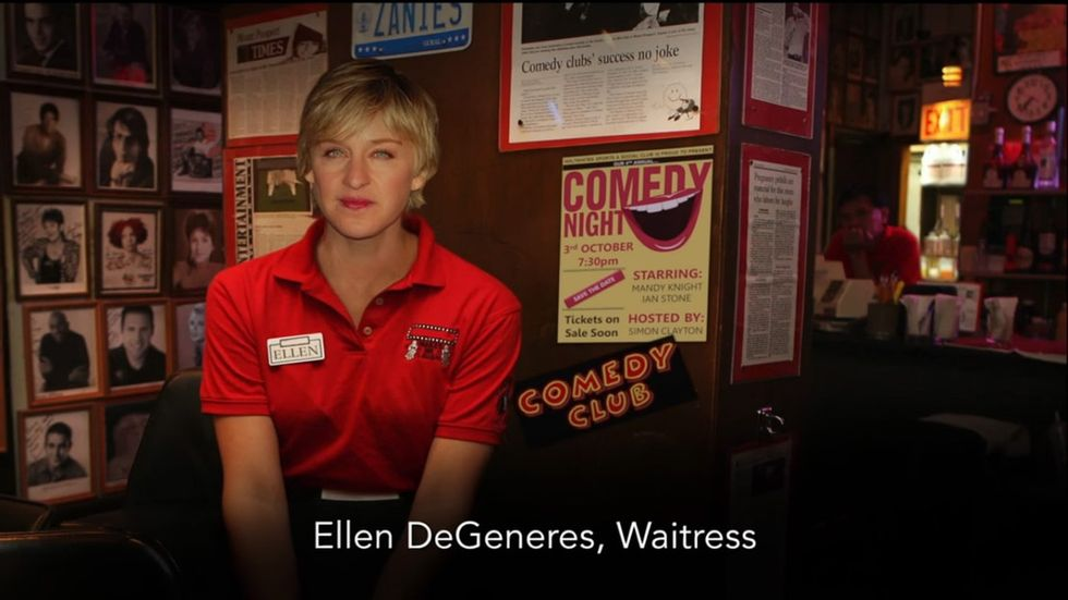 Ellen never gave up on her dreams. And our dream for the Earth isn't unrealistic either.