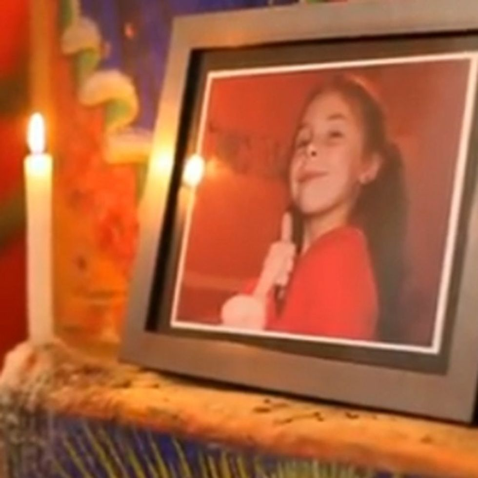 I Wish 9-Year-Old Rachel Beckwith Had Been Alive To See Her World-Changing Wish Come True