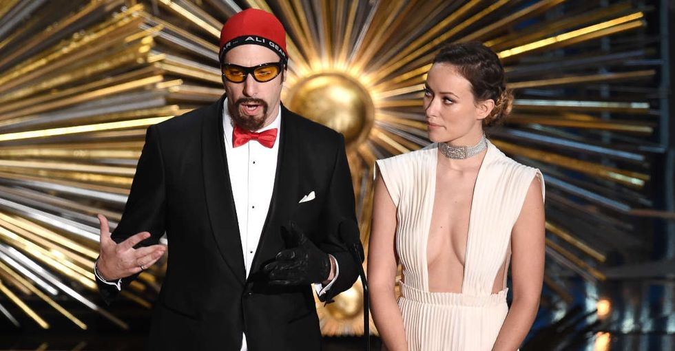 The nasty Asian jokes at the Oscars highlighted Hollywood's other big race problem.