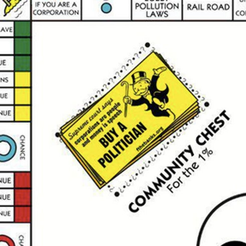 Turns Out That If You Cheated At Monopoly, You Were Doing It Right