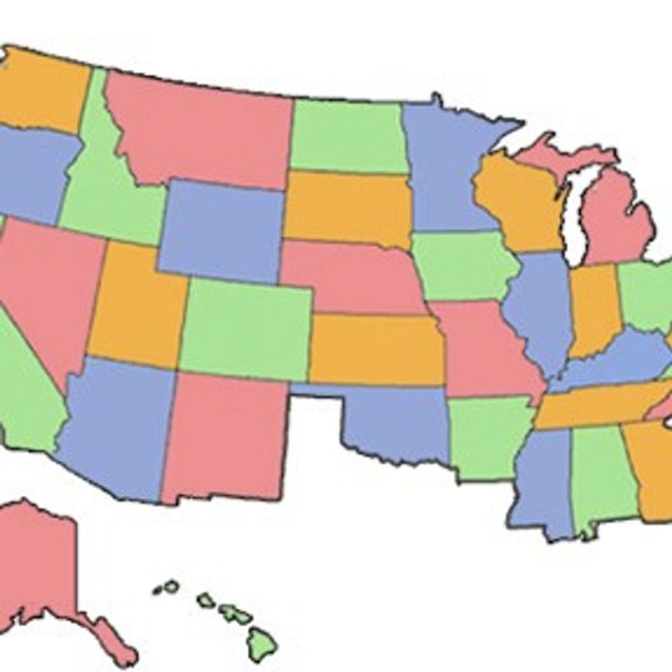Four States Are Responsible For ONE FOURTH Of America's Uninsured. Is Yours One Of Them?