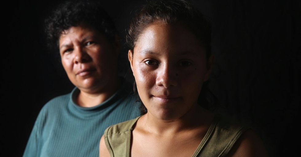 These 13 powerful portraits of undocumented immigrants humanize illegal immigration.