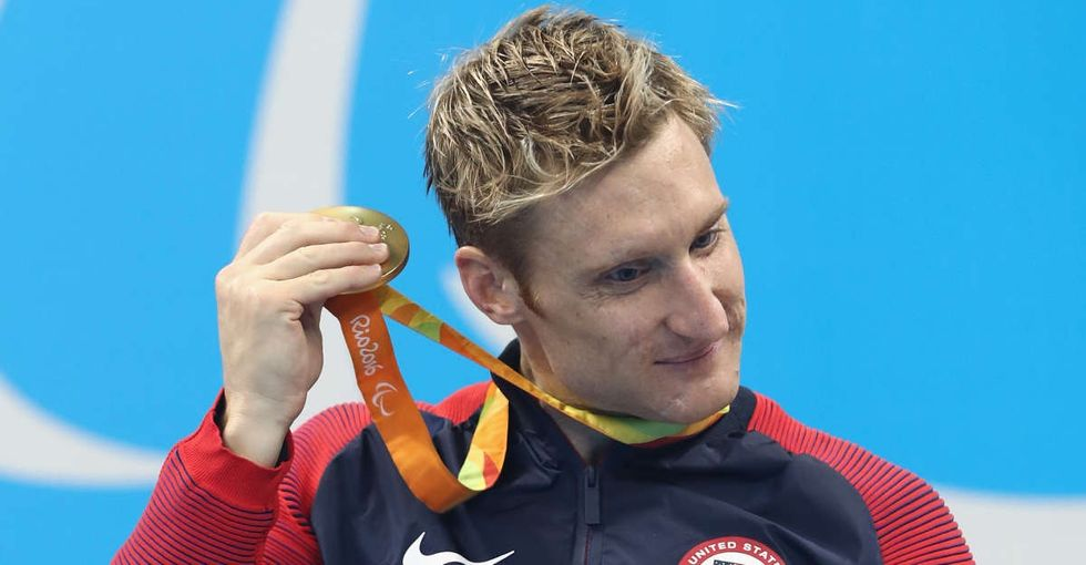 The amazing reason that medals at the Paralympics make a sound when you shake them.
