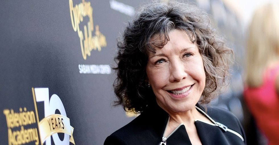 Lily Tomlin's Emmy nomination gives ageism in Hollywood a needed kick in the gut.