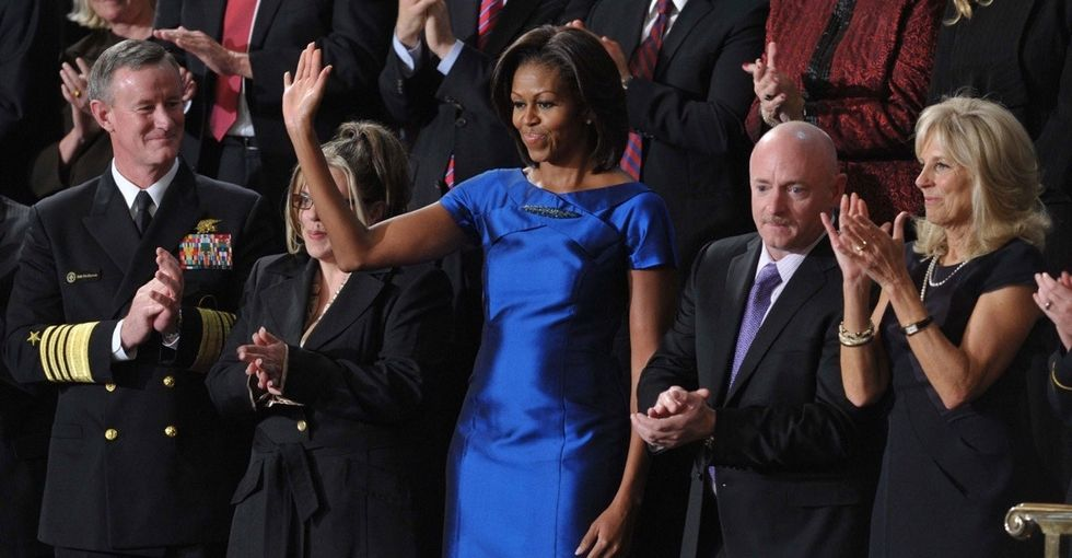 What the Obamas' guests over the years tell us about the state of our union.