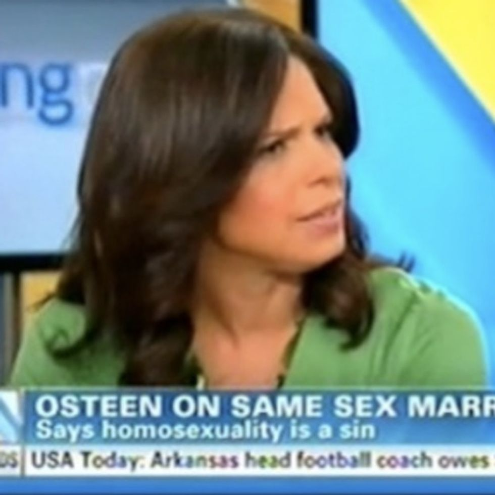 Soledad O'Brien Teaches A Smarmy Televangelist A Lesson In Equality