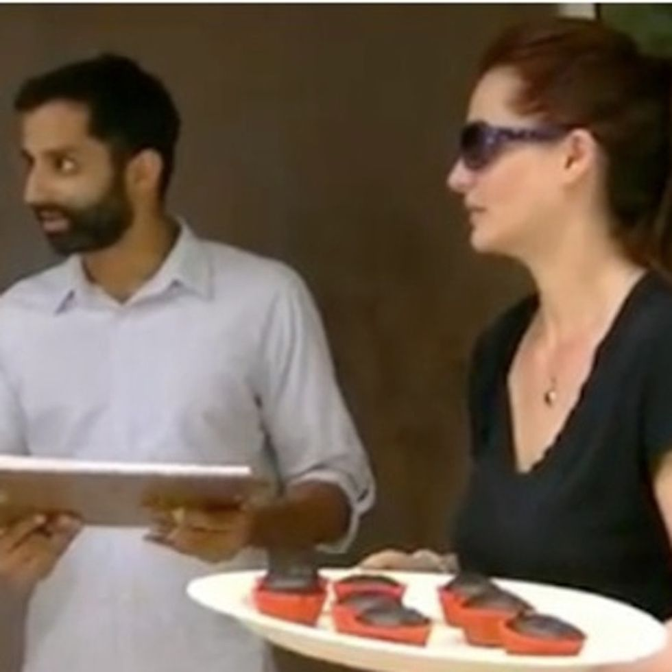 Here's What Happens When You Offer New Yorkers Free Cupcakes