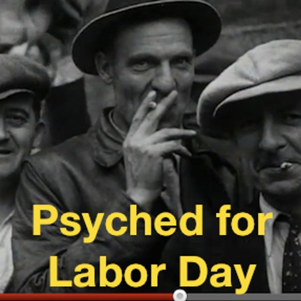 Why You Should Thank The Canadians For Labor Day