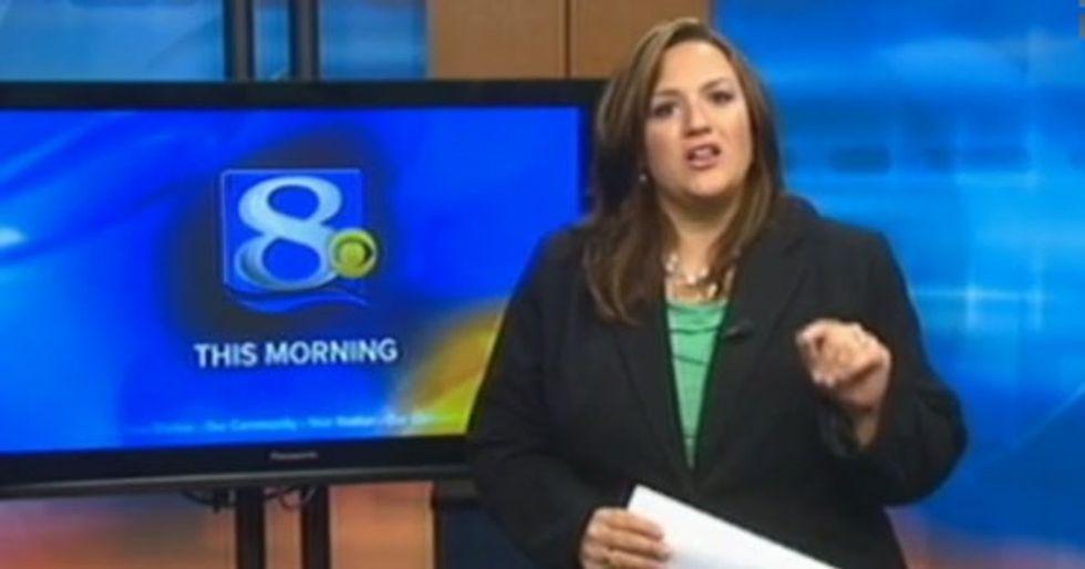 Bully Calls News Anchor Fat, News Anchor Destroys Him On Live TV
