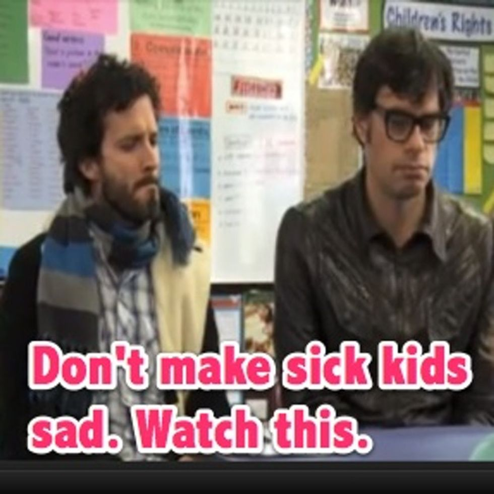 Click This For The Kids. The SICK Kids! Your Mom Will Be Disappointed In You If You Don't.
