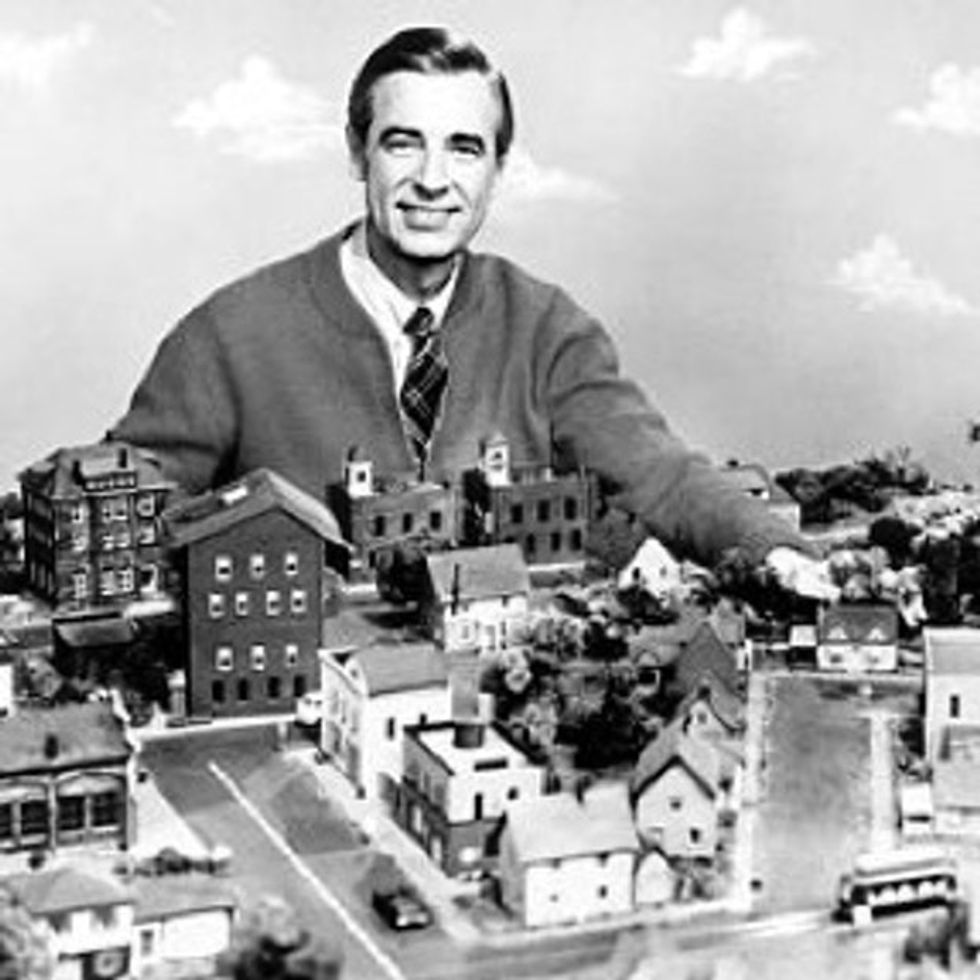 Watch Mr. Rogers Defend The Need For Public Broadcasting In 1969!