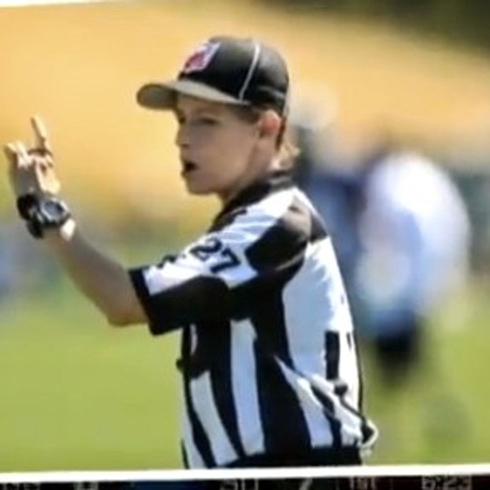 Why The First Female NFL Referee Is Taking One For The Team