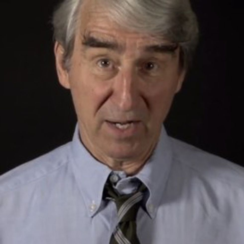 Sam Waterston Is Angry That We Don't Have These In America, And So Am I
