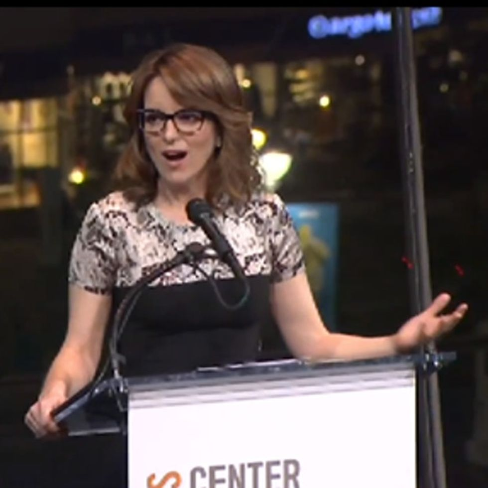 Why Tina Fey Is About To Lose Her Mind