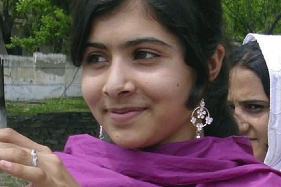 Before They Shot Her, This Amazing Pakistani 14-Year-Old Explained Why She Was Risking Her Life