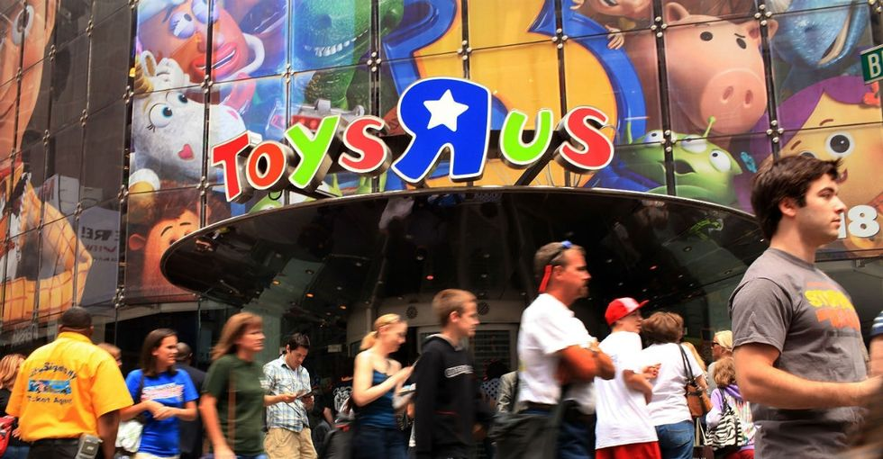 The cool reason some Toys R Us stores will dim their lights and go quiet this weekend.